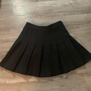H&M school girl skirt